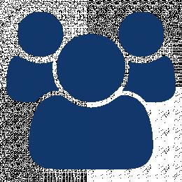 Groep mensen icoon