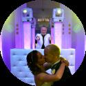 Bruiloft DJ Johan Post voor trouwfeest