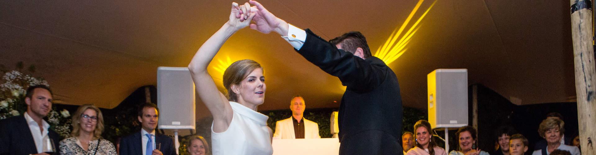 DJ in Bodegraven inhuren DJ Johan Post boeken hier tijdens exclusieve bruiloft