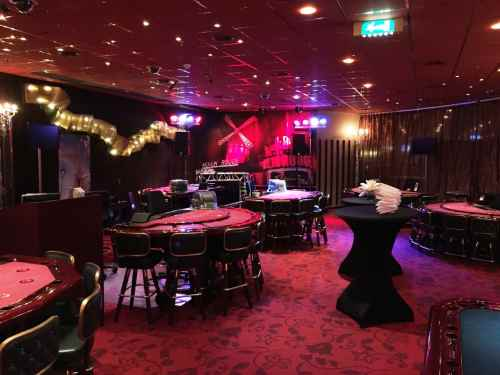 Allround DJ huren of boeken in Rotterdam Holland Casino High Limit Area