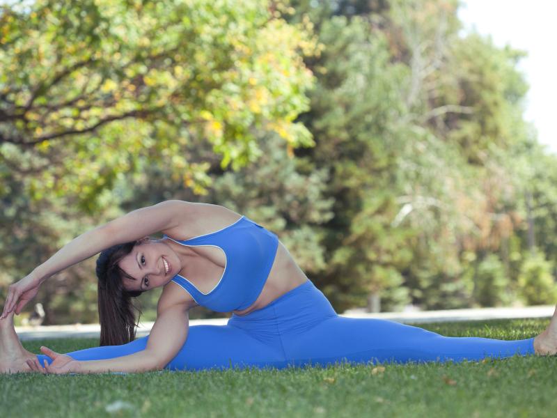 Yoga für der Schulter