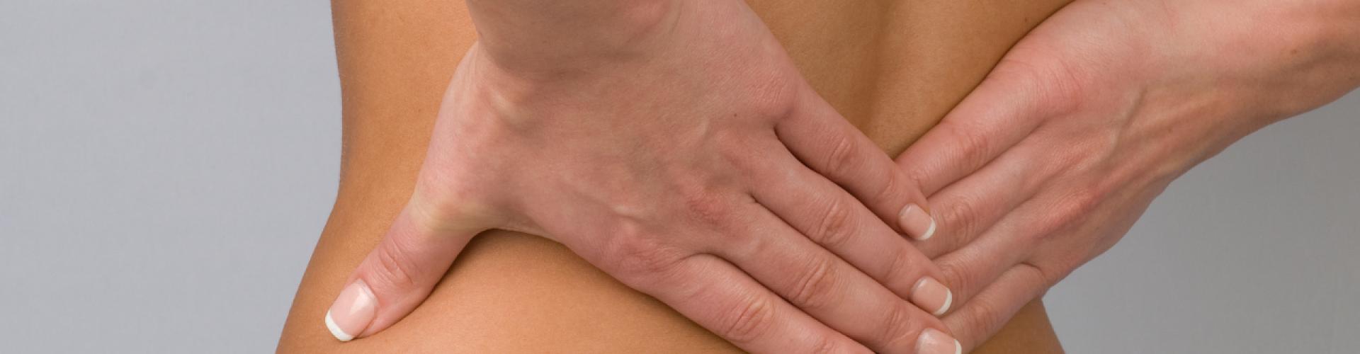 Körperschmerzen heilen