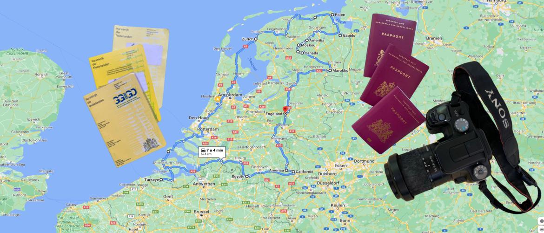 Op wereldreis binnen Nederland