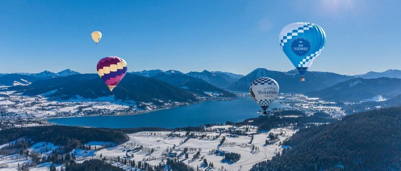 Rolstoeltoegankelijke luchtballon
