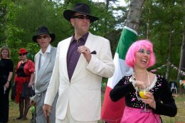Italiaanse bruiloft: Maffia bedrijfsuitje vol passie en plezier