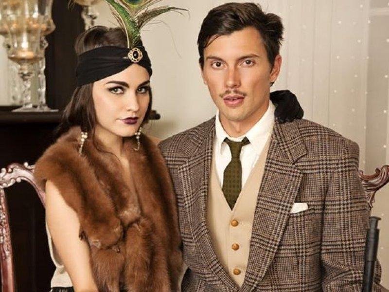 The roaring Twenties - spellen voor grote groepen