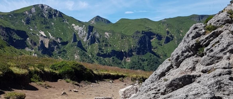 Vallée de chaudefour..Een verslag van deze schitterende bergwandeling:)