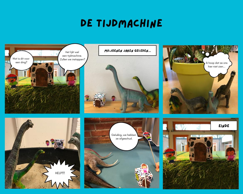 Tijdmachine - 2