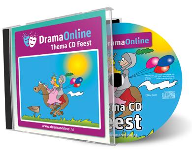 DramaOnline Thema CD Feest