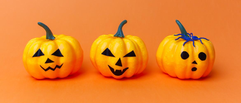 Lekker griezelen in de dramales met Halloween!