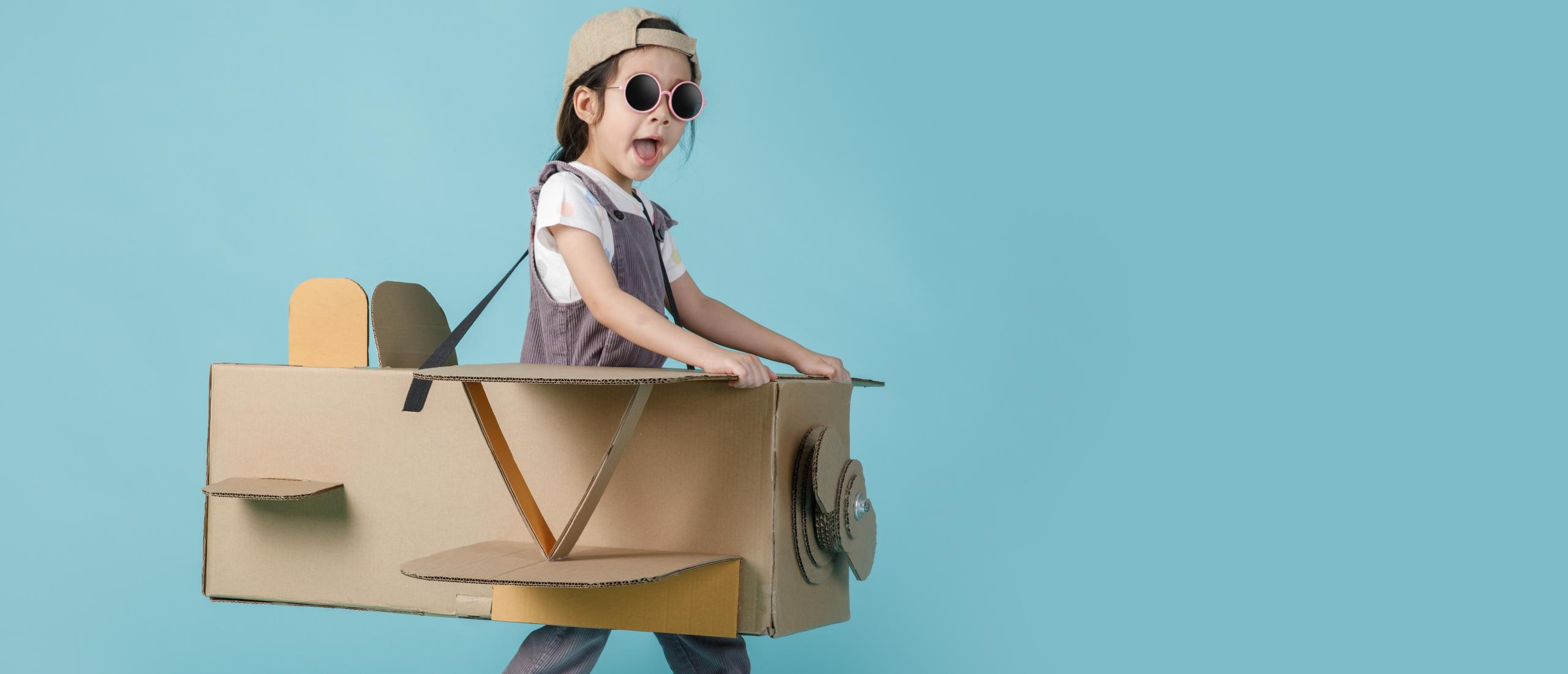 Dromen over beroepen tijdens de dramales - Kinderboekenweek 2021 'Worden wat je wil'