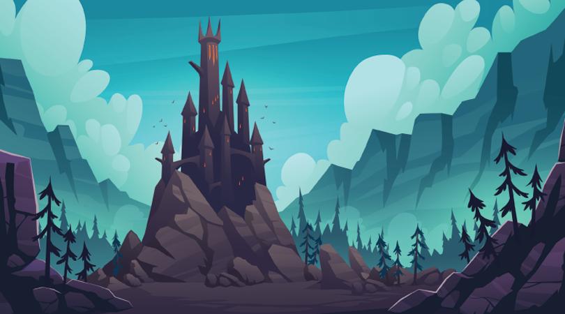 Verhalenvertelweek - kasteel op de berg