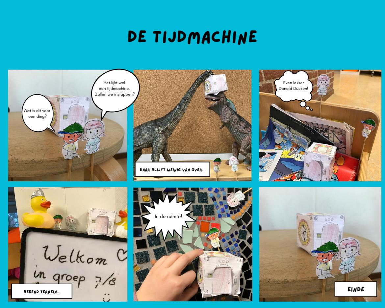 Tijdmachine - 3