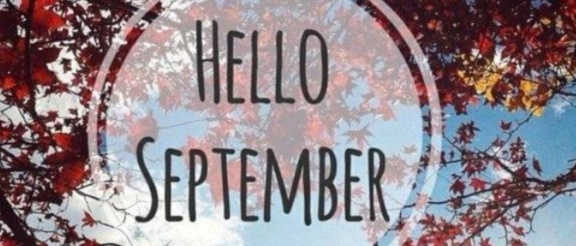 Hello September ! Back to business.... een nieuw fashionseizoen gaat van start.