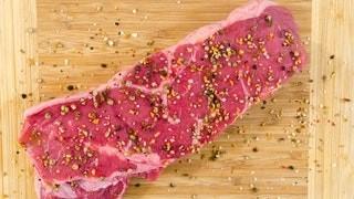 eiwitrijke recepten biefstuk