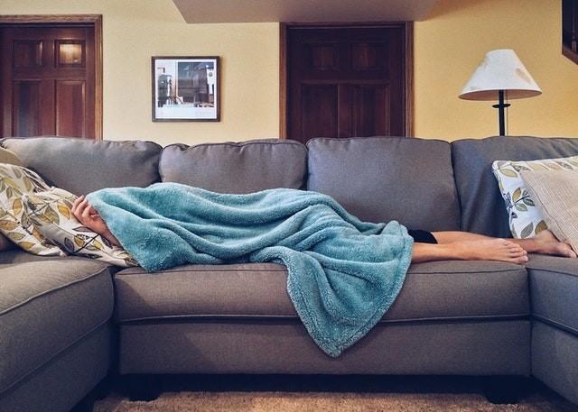 slecht slapen door slechte nachtrust