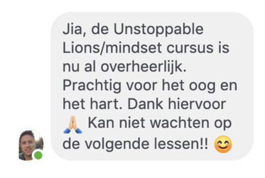 reactie unstoppable mindset review