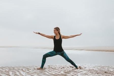 yoga stap voor stap houdingen
