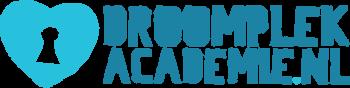 gekleurd logo met hartje voor droomplekacademie nl 350x88