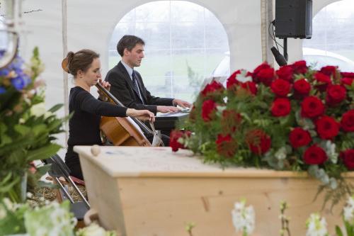 Uitvaart begrafenis