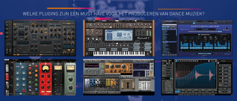 Welke plugins zijn een must have voor het produceren van muziek?