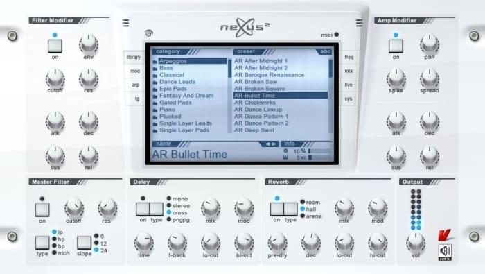 Nexus Synth VST Plugin