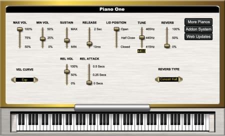Piano One Sound Magic