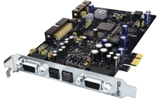 RME HDSPe AIO PCIe audio interface