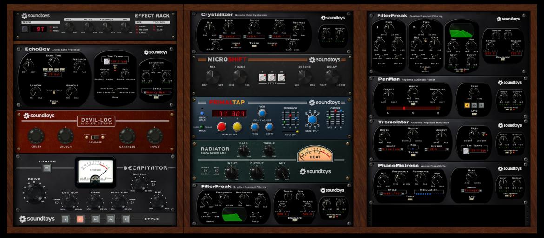 Soundtoys plugins