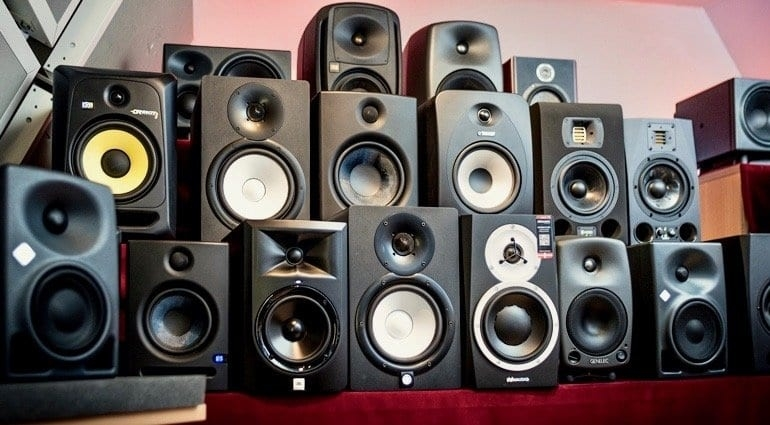 The best studio monitors for music production