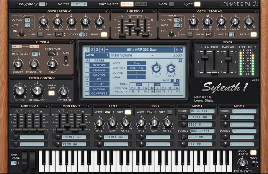 Sylenth1 Synth VST plugin