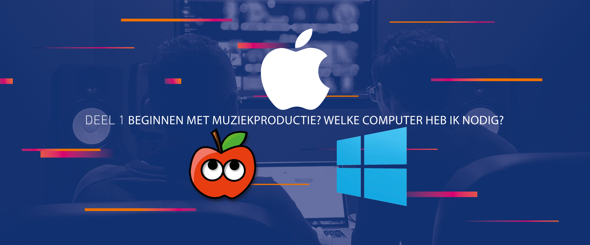 Wil jij muziek gaan produceren? Welke muziekproductie computer is het beste geschikt?