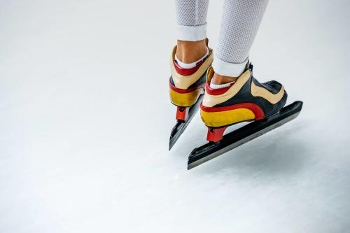 Gokken schaatsen