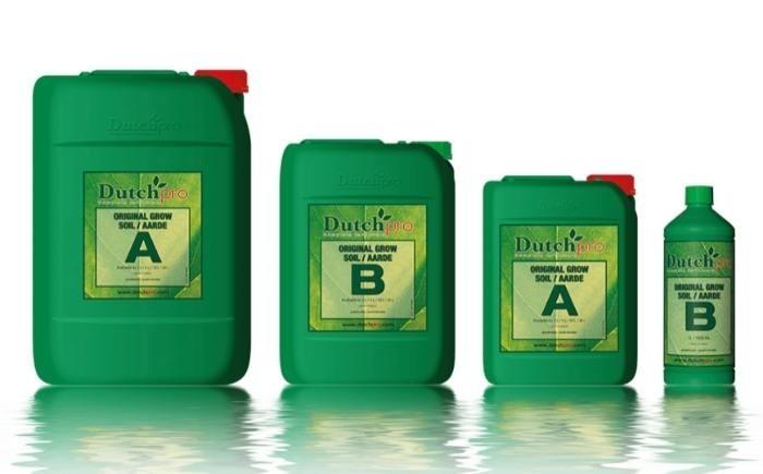 Dutchpro Nutrients AB Soil All Sizes