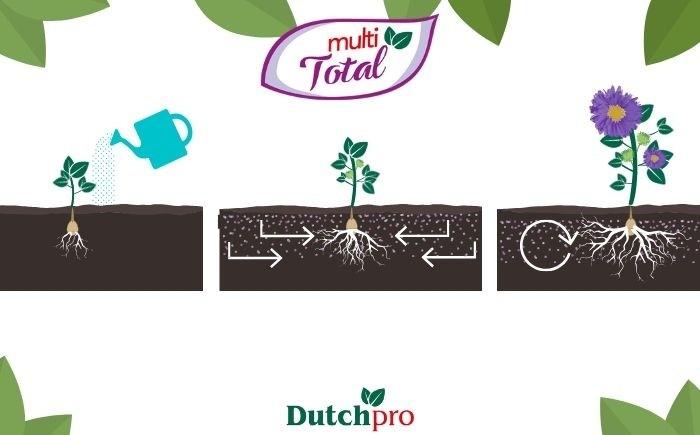 Multi Total Dutchpro Nutrients