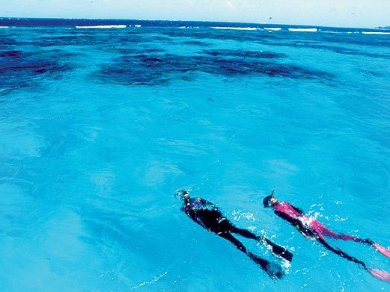snorkelen caribbean