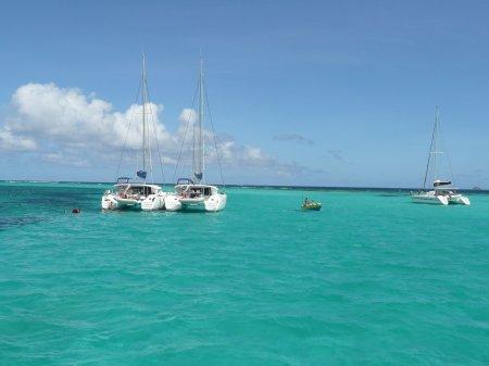 eilandhoppen catamaran