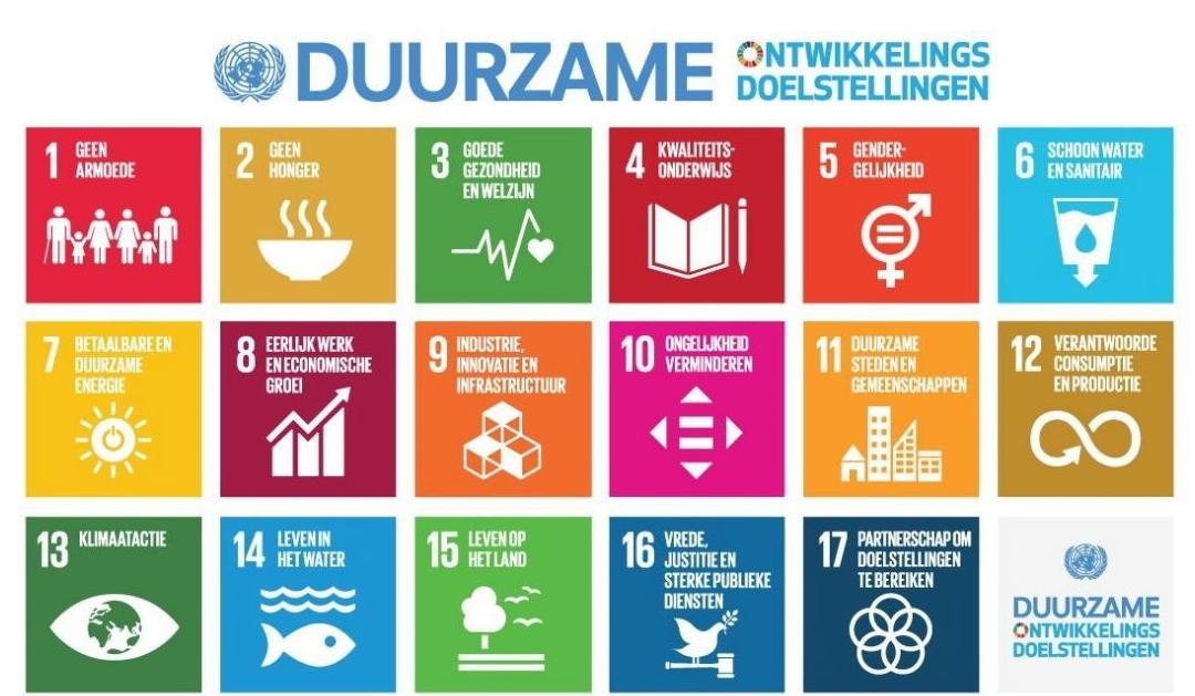 Duurzaam beleggen via Sustainable Development Goals (SGD's)