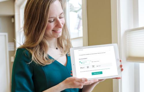 Salonsoftware met online boeken en betalen