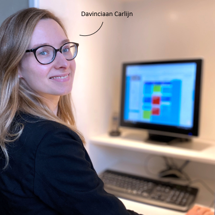 Carlijn ontwikkeld salonsoftware