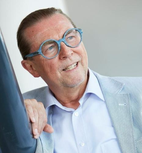 Wolfgang Peppmeier voor Da Vinci SalonSoftware