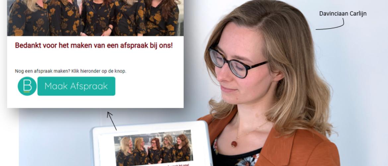 Makkelijke marketing via het online boeken