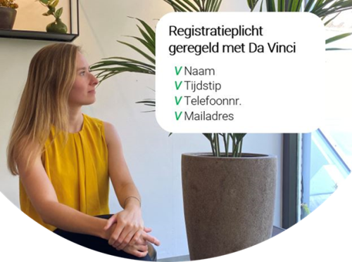Registratieplicht salon