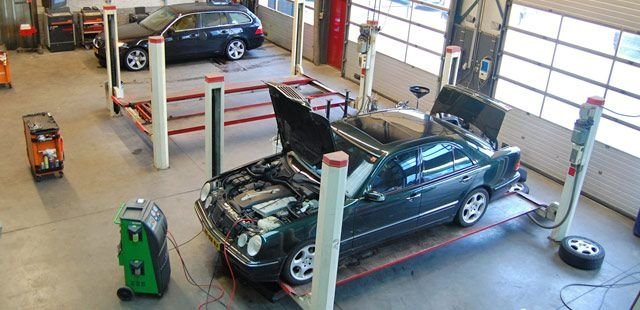 Onderhoud auto's Hoogeveen en Drenthe