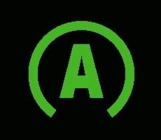 groene dashboardlampjes - automatisch start/stop motor aan