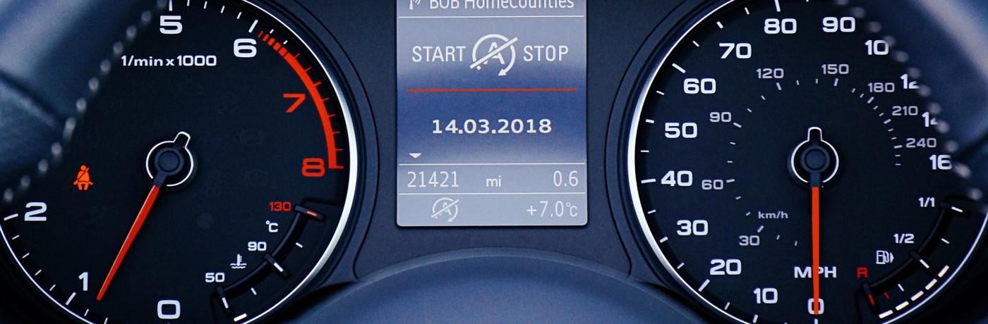 Olie auto moet vaak bijgevuld worden...