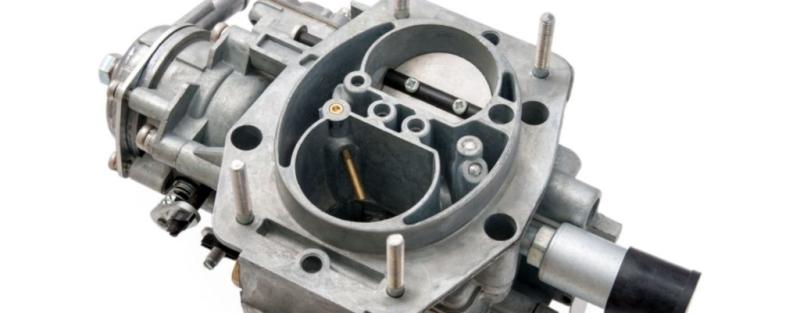 DSG raar geluid stationair carburateur