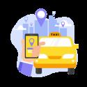 Spatscherm of veiligheidsscherm auto