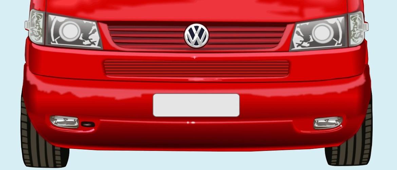 VW Transporter DSG-problemen