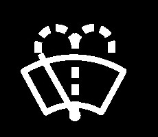 witte dashboardlampjes - ruitensproeiervloeistof laag